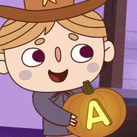 Halloween ABC Song