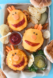Tobee Vegetarian Lentil Sloppy Joes
