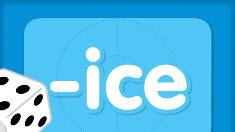 """Word Family """"-ICE"""""""