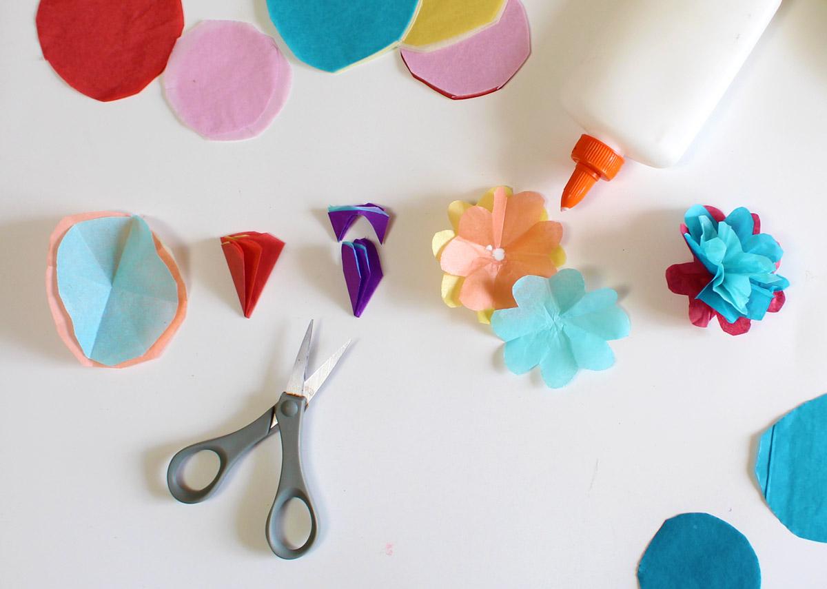 May Flower Umbrellas - Flower 1
