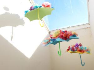 May Flower Umbrellas