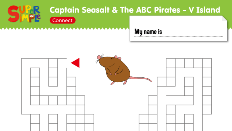 "Captain Seasalt And The ABC Pirates ""V"" - Connect"