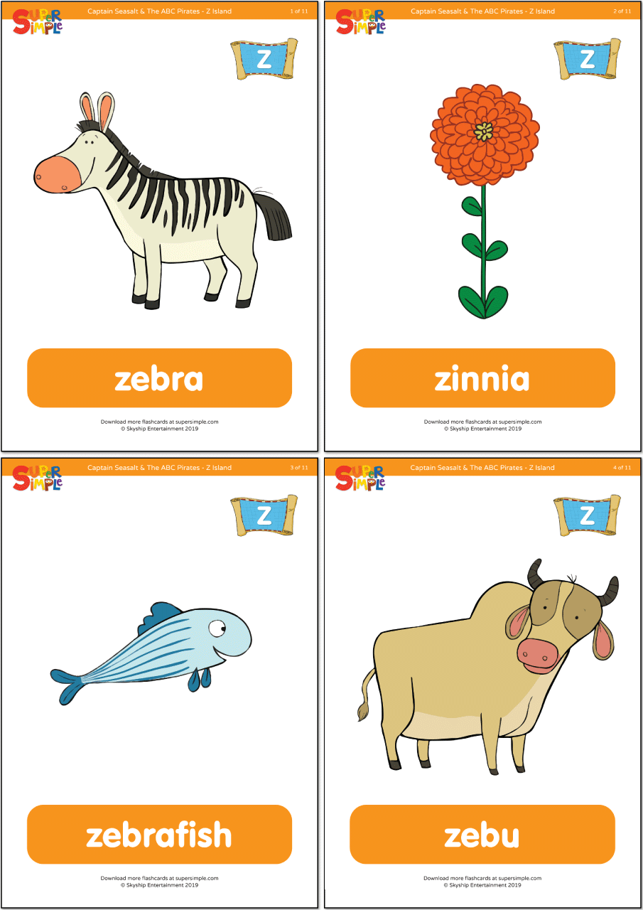 image about Zoo Animal Flash Cards Free Printable identified as Flashcards - Tremendous Easy
