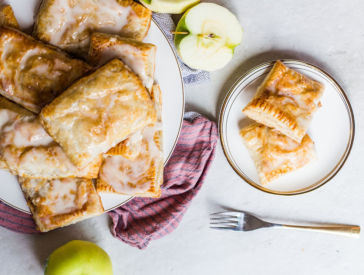 Homemade Apple Hand Pies