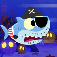 Baby Shark Halloween Thumbnail