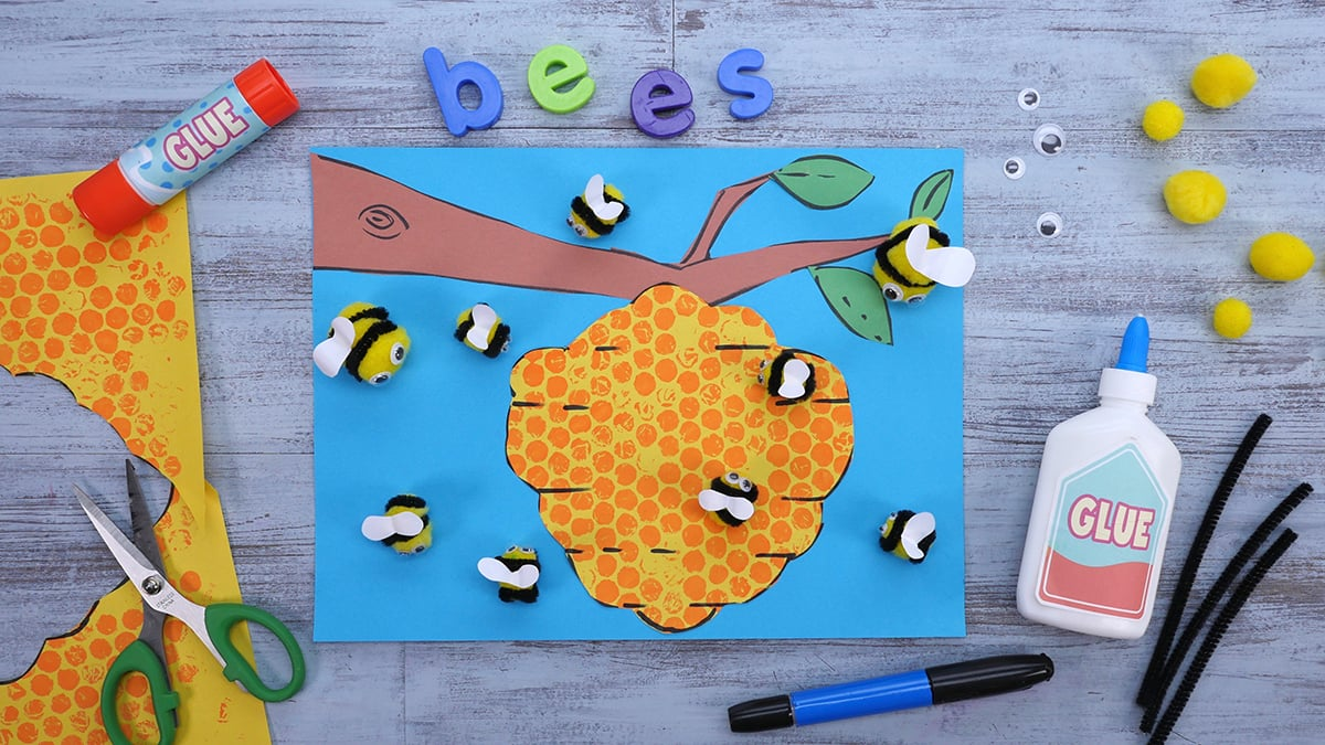 Make Your Own Beehive
