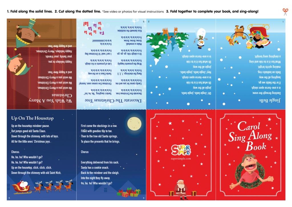 Sing Along Book Thumbnail