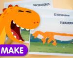 Dinosaur Scratch Card Thumbnail