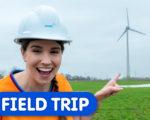 Let's Visit A Wind Farm