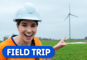 Let's Visit A Wind Farm