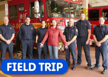 Let's Visit The Fire Station