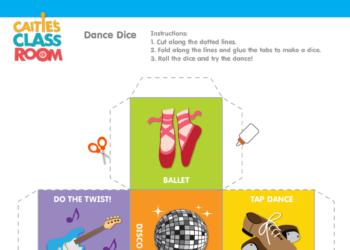 Dance Dice
