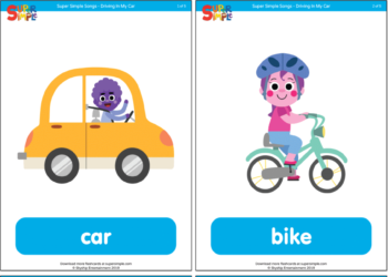 picture regarding Printable Toddler Flash Cards named Flashcards - Tremendous Uncomplicated