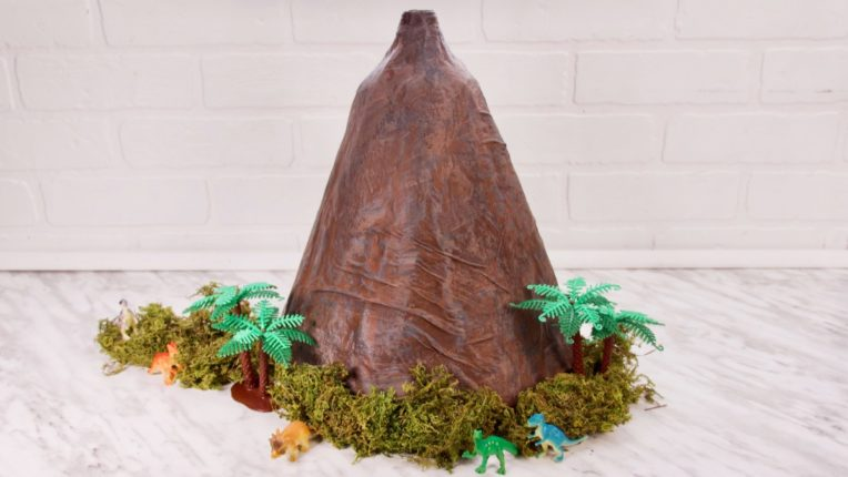 Make A Volcano!