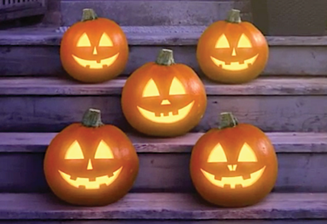 picture regarding Five Little Pumpkins Printable titled 5 Tiny Pumpkins - Tremendous Basic Music