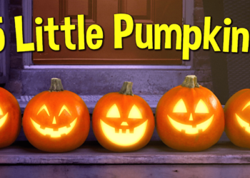 Five Little Pumpkins - Classroom Tips