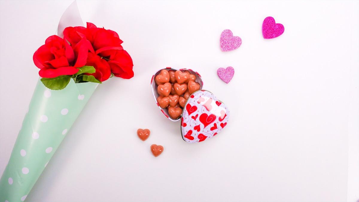 Valentine Gummies