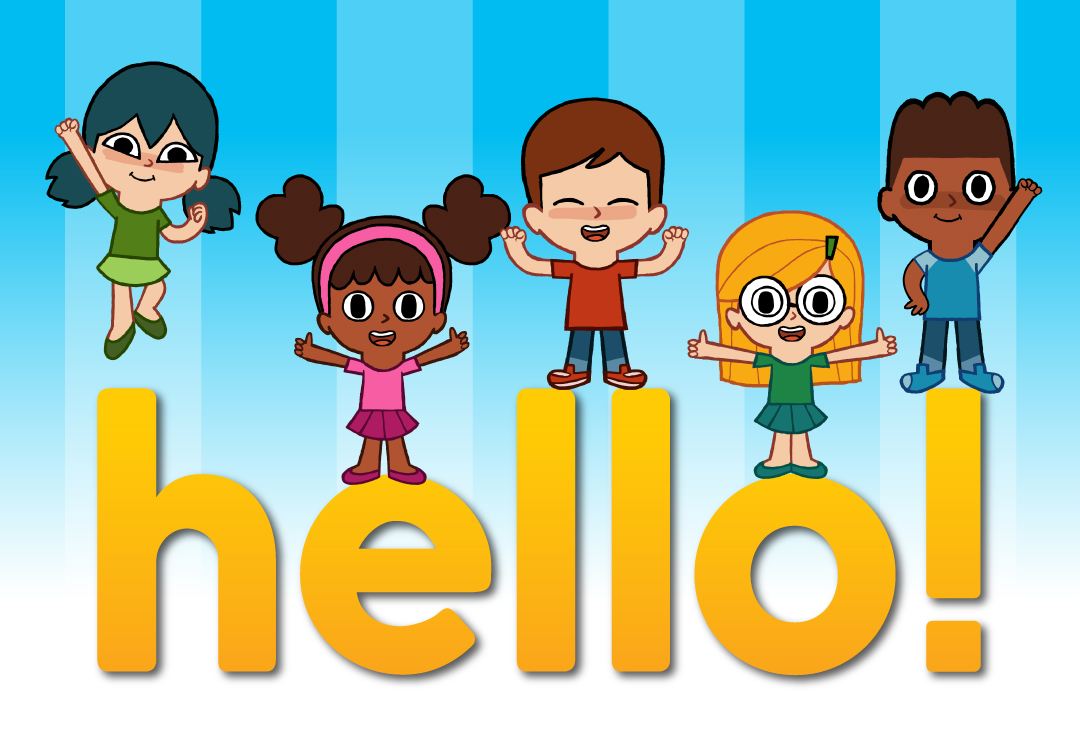 Hello! - Super Simple Songs