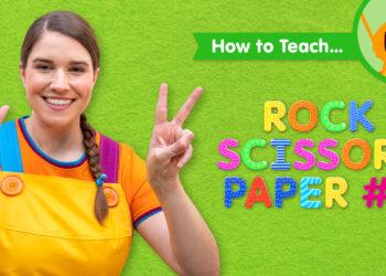 How To Teach Rock Scissors Paper #4