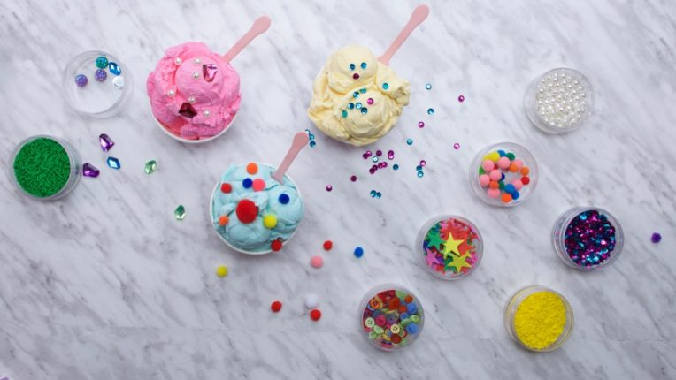 Playdough Ice Cream