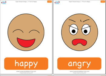 image relating to Emotion Flashcards Printable identified as Thoughts - Tremendous Uncomplicated