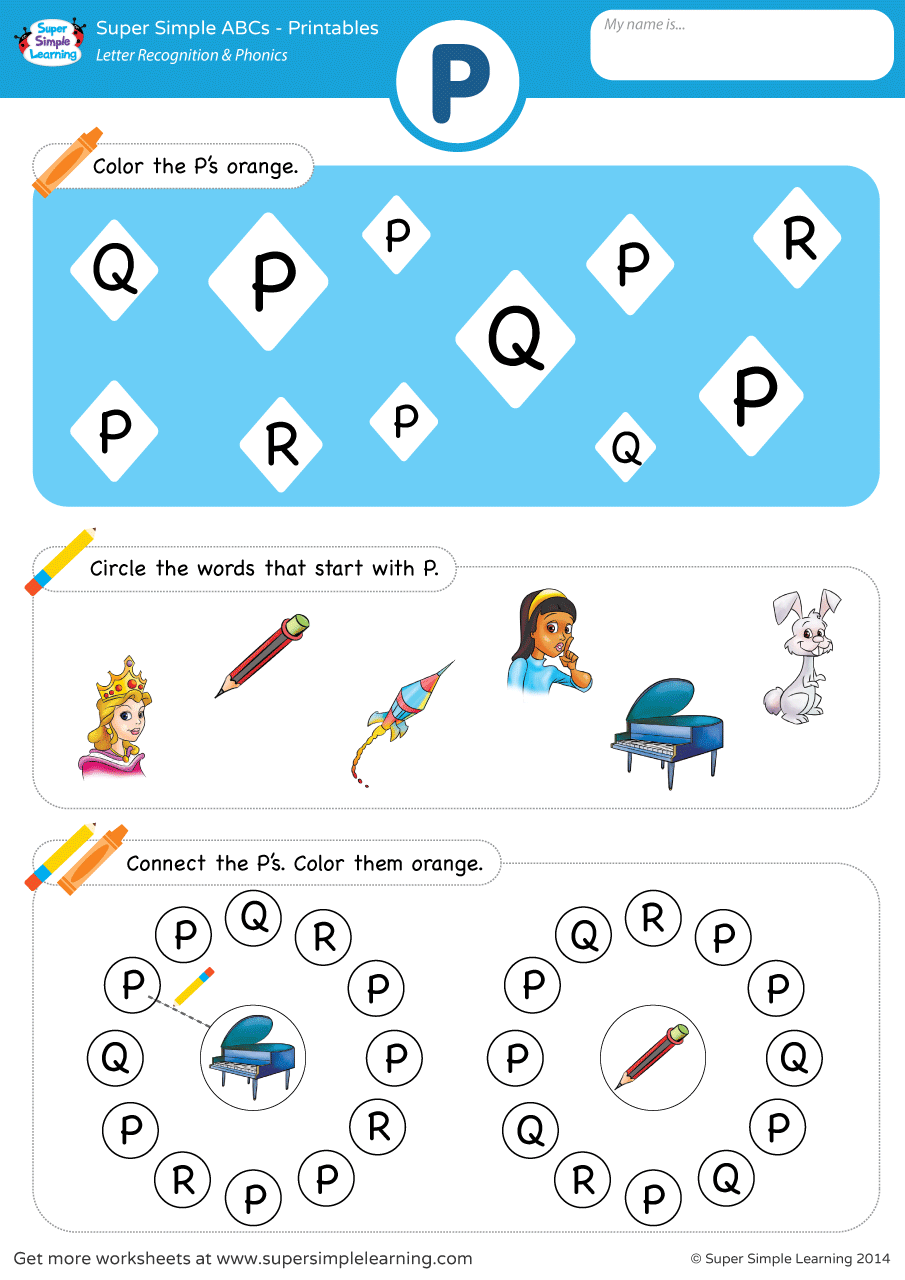 Phonics | Resource Topic | Super Simple