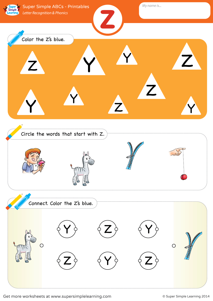 letter recognition  u0026 phonics worksheet