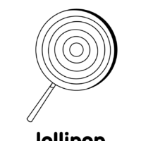 Jump Rope Coloring Page Super Simple