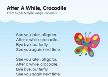 Song Lyrics - Super Simple