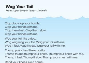Song Lyrics Super Simple