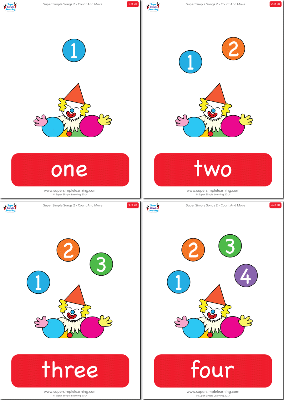 It is a graphic of Superb Printable Number Flashcards
