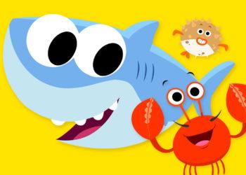 Open Shut Them #3 featuring Baby Shark