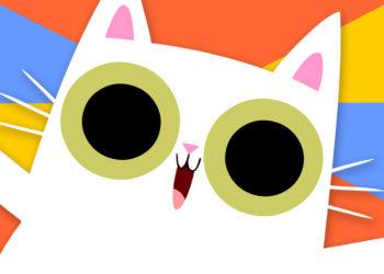 Diy Peekaboo Cat Puppet Super Simple