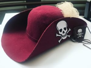 Super Simple Pirate Costume