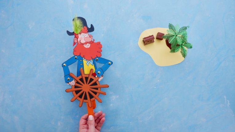 Captain Seasalt Puppet