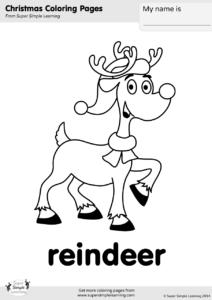 Hello, Reindeer - Super Simple Songs