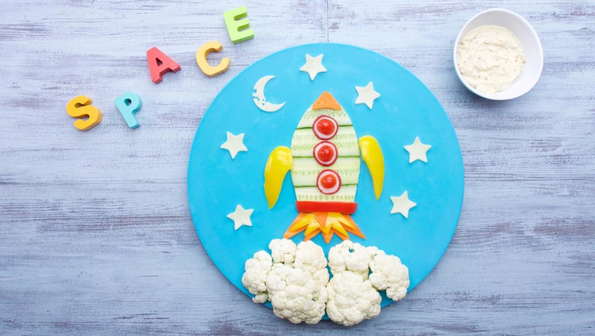Make Food Fun for Kids with Food Art