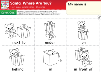 Prepositions Super Simple