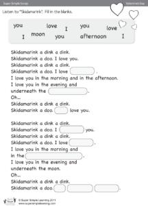 Skidamarink - Super Simple Songs