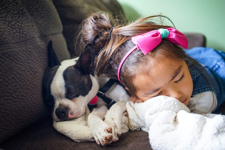 how diet affects your child's sleep