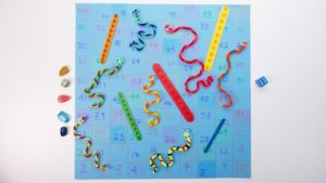 Make Your Own Snakes & Ladders Game