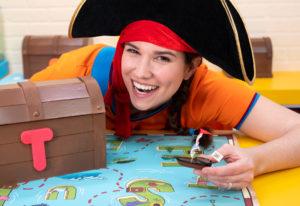 Caitie's Classroom - Pirates