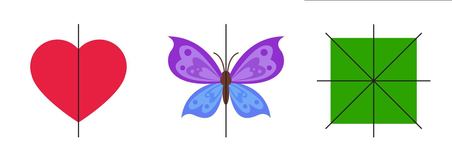 Butterfly Symmetry Super Simple