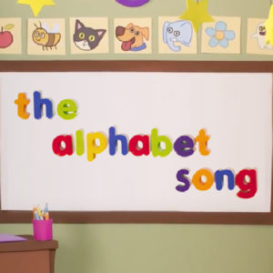 The Alphabet Song Thumbnail