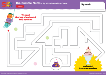 The Bumble Nums – Ep 30 – Connect