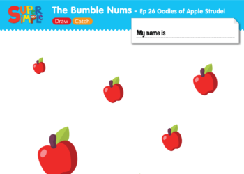 The Bumble Nums – Ep 26 – Draw & Catch