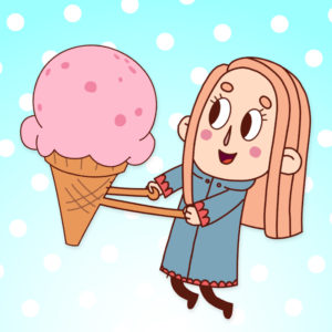 The Ice Cream Song Thumbnail