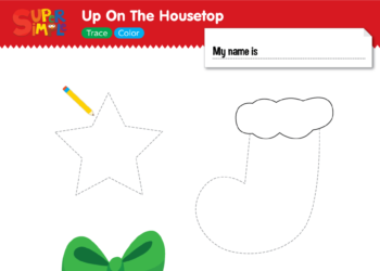 Up On The Housetop - Super Simple Songs