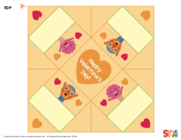 Valentine Treat Box PDF Thumbnail