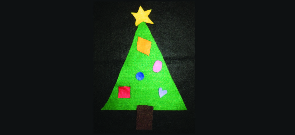 Decorate The Christmas Tree Activity